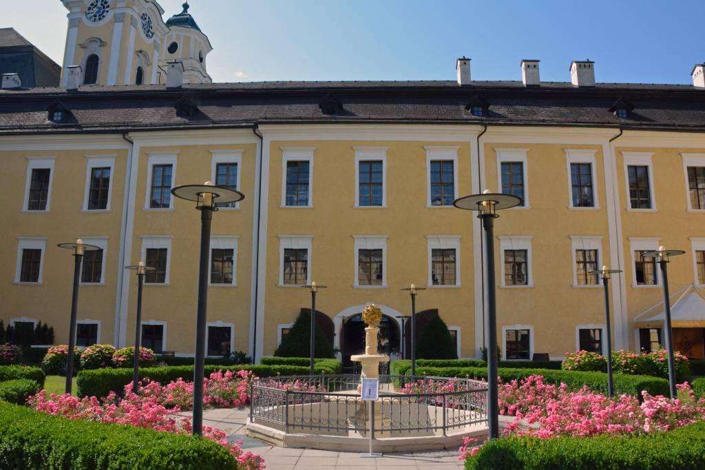 Monastery Mondsee