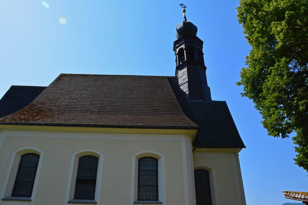 Hilfbergkirche Mondsee