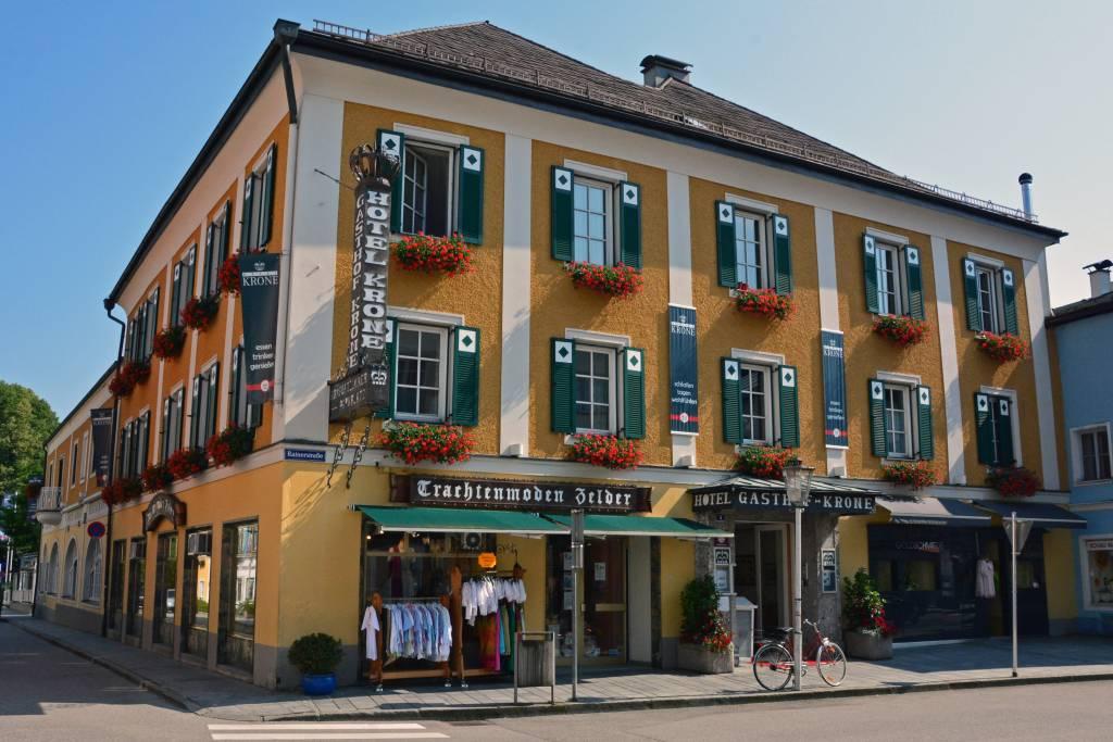Hotel Krone Mondsee Austria