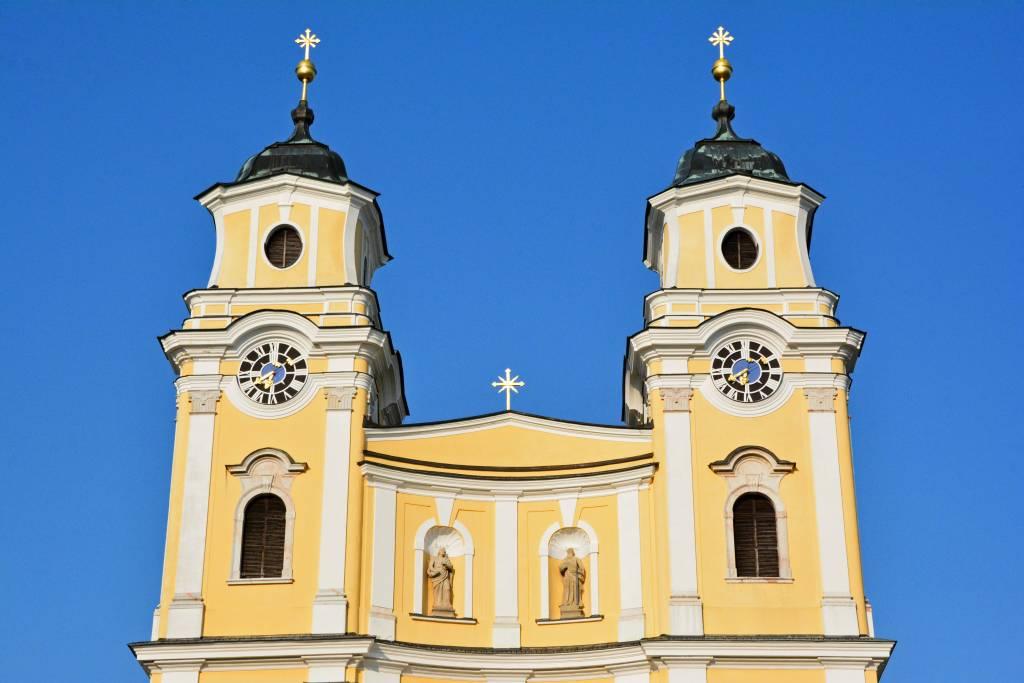 Basilica St Michael Mondsee
