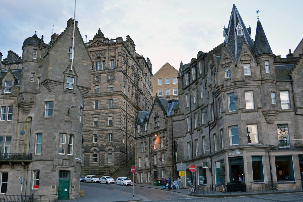 Permalink to Motel One Edinburgh