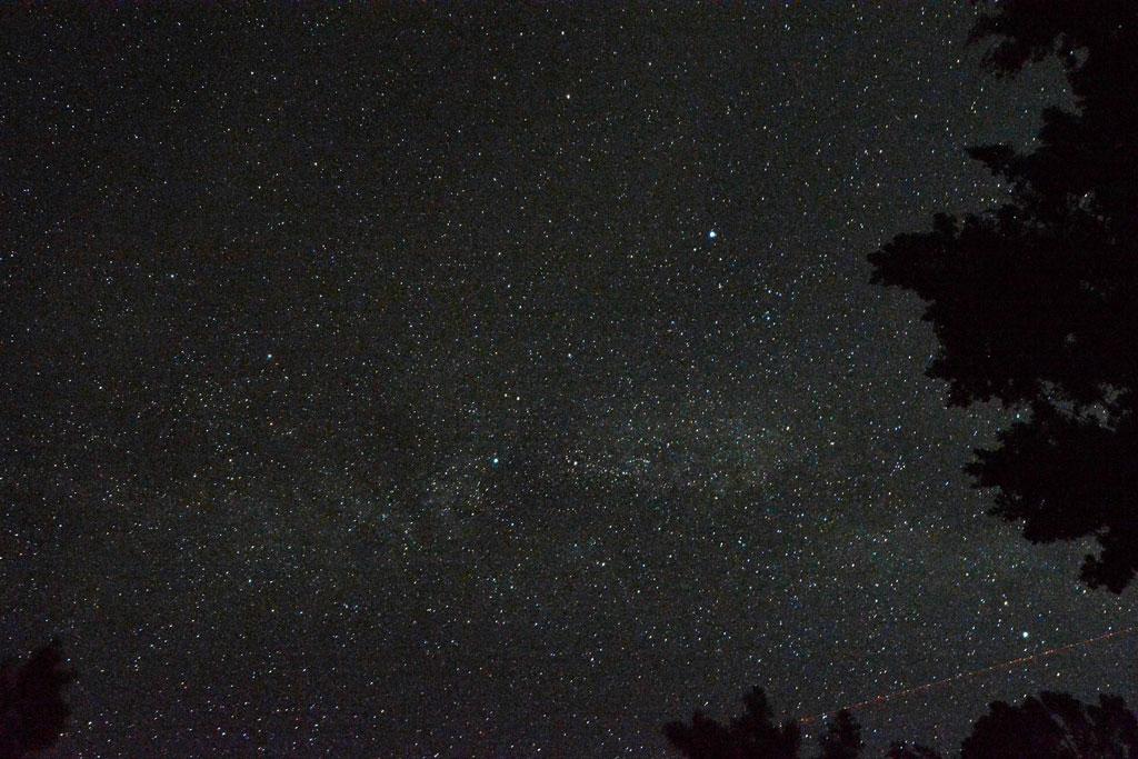 Acadia Night Sky