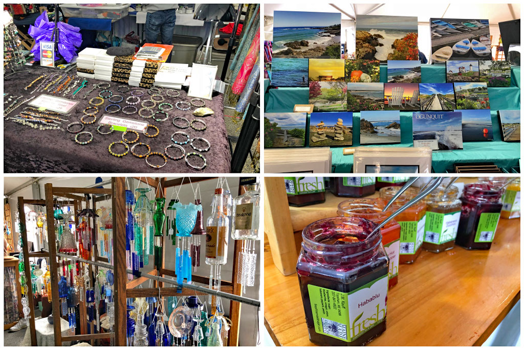 ogunquitfest craft show