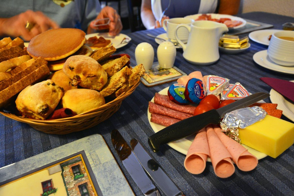 Irish breakfast The Waterfront House Country Home
