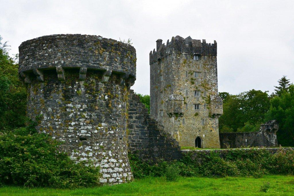 Aughnanure Castle Oughterard Ireland