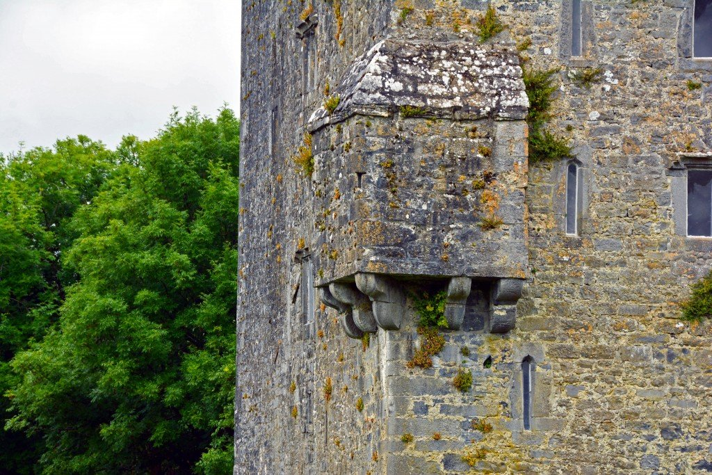Aughnanure Castle Oughterard