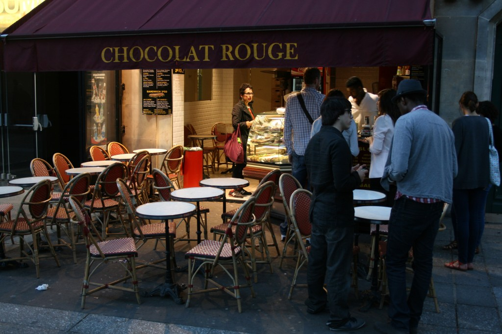 Chocolat Rouge Paris