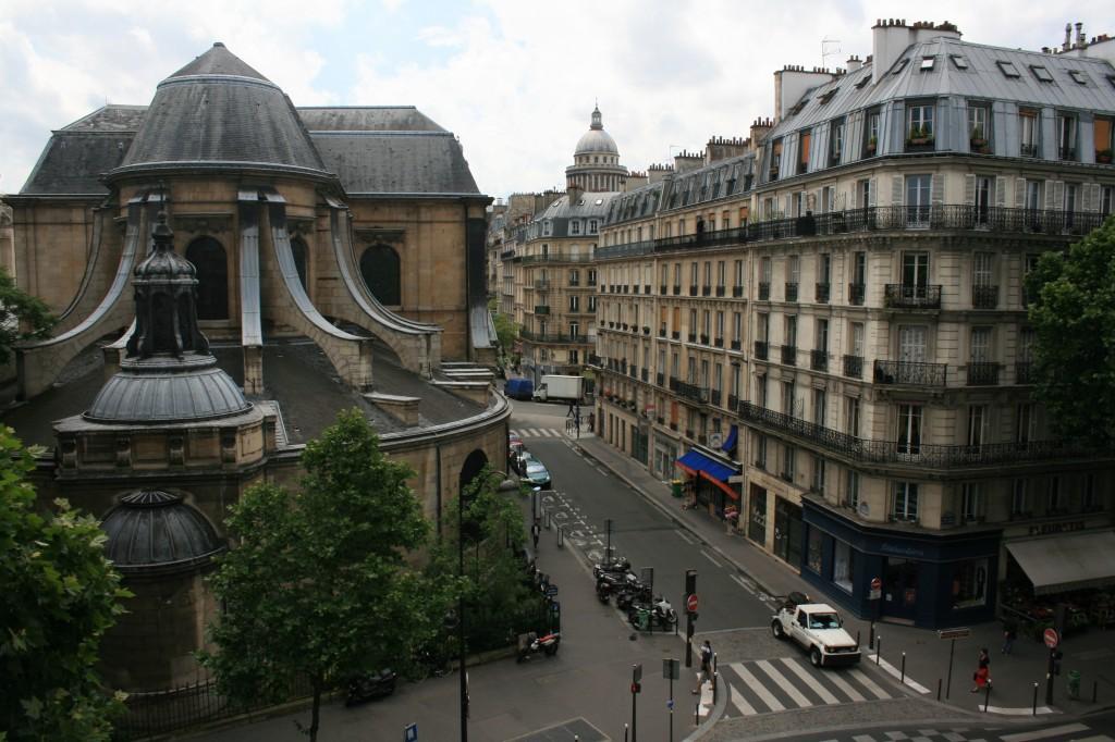 Views in Paris