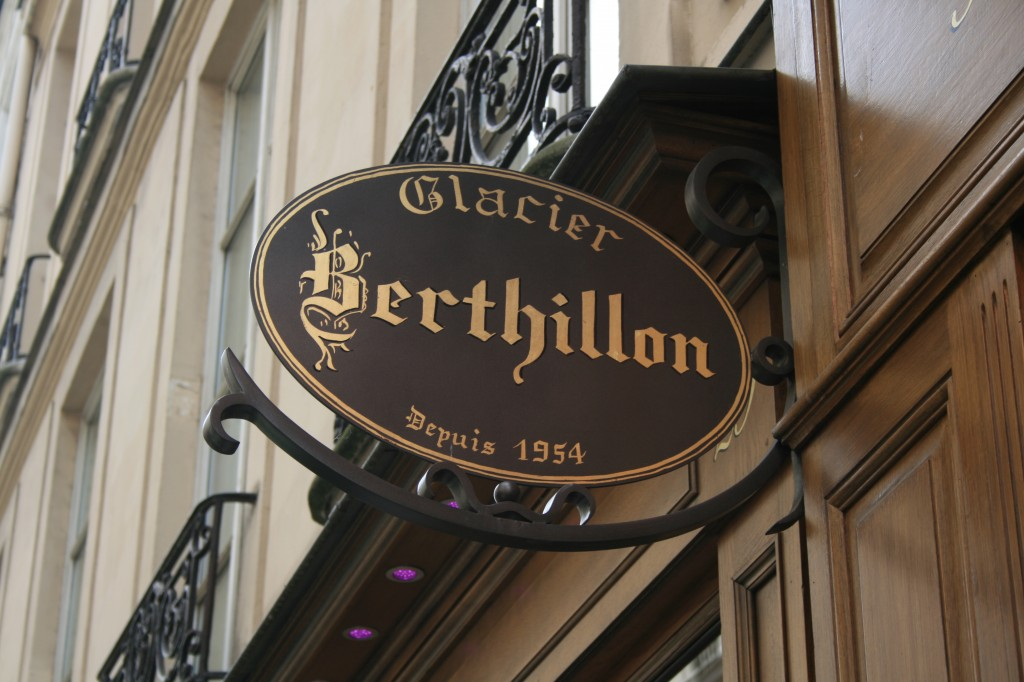 Berthillon Paris