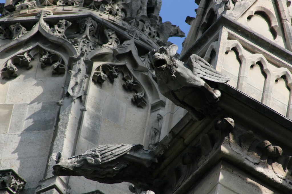 Gargoyle St Chapelle