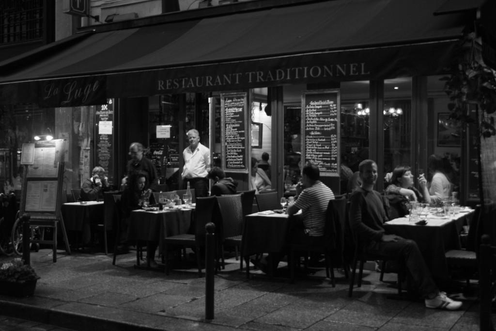 La Luge Latin Quarter Paris