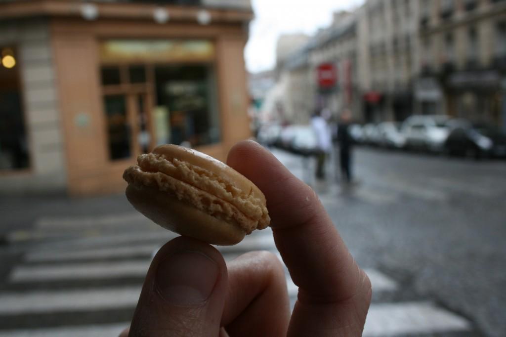 Paris Macaroon