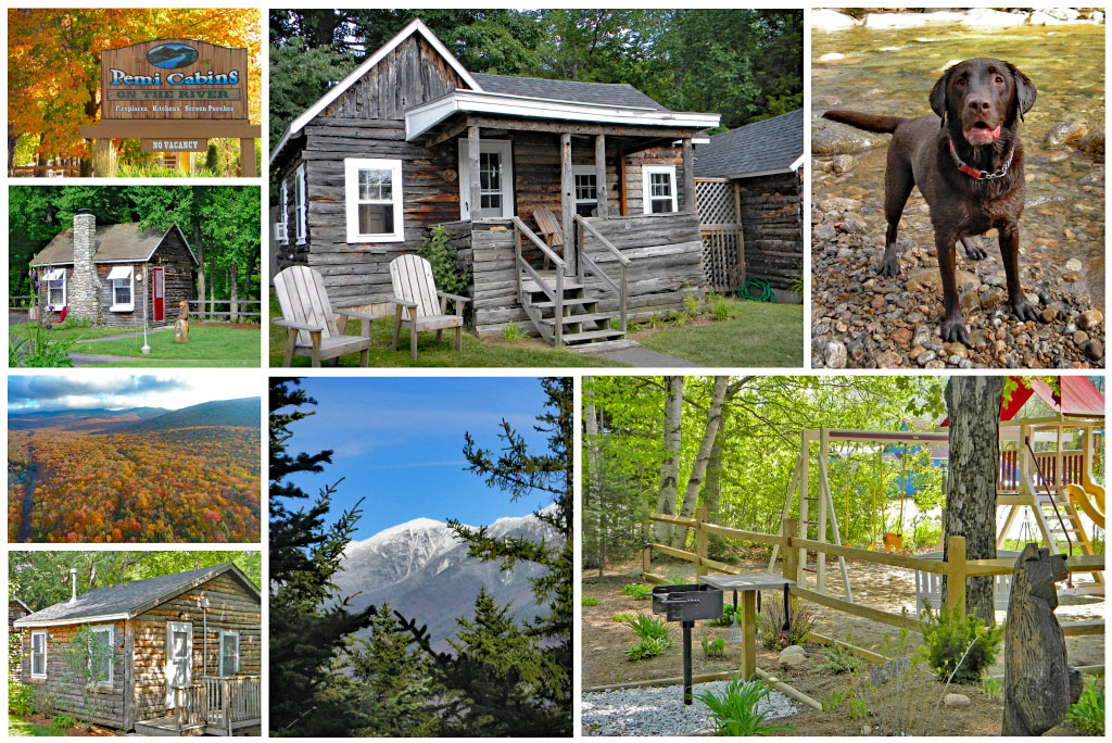 Cabins Lincoln NH