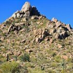 Pinnacle Peak Trail- Scottsdale
