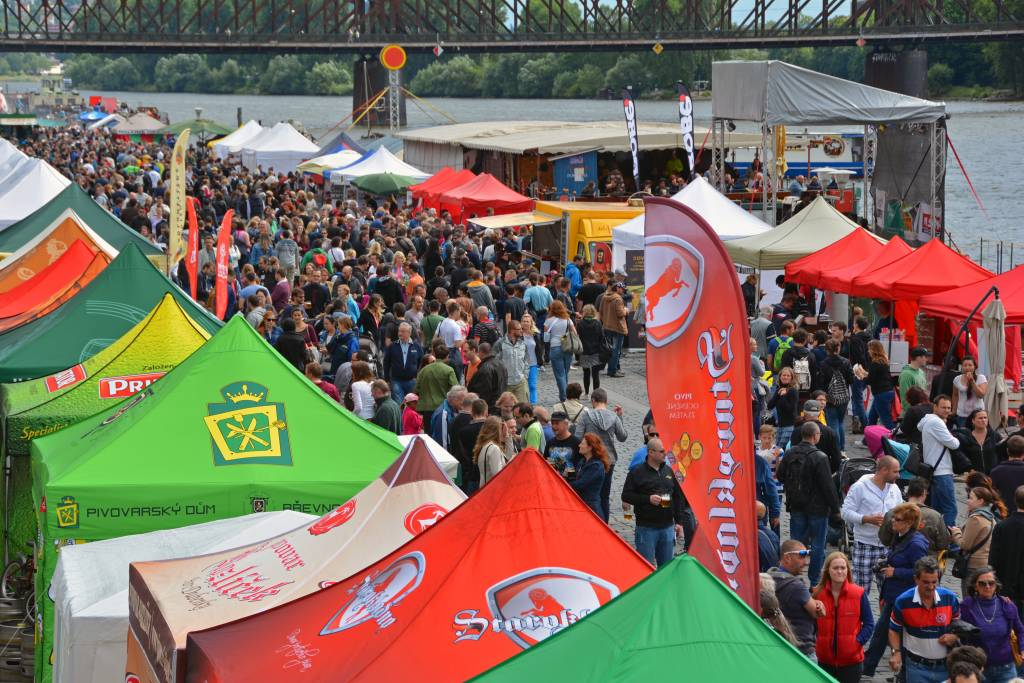 Prague craft beer festival