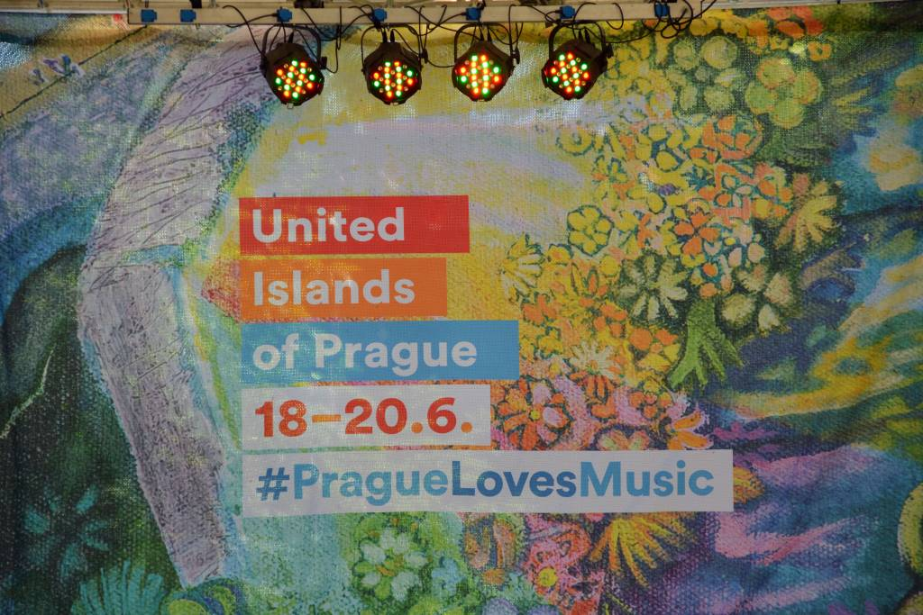 United Islands of Prague Music Festival