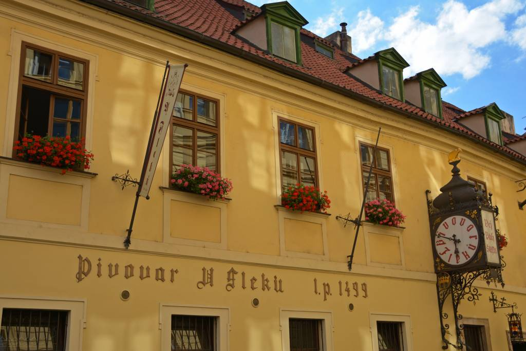 Pubs in Prague - U Fleku