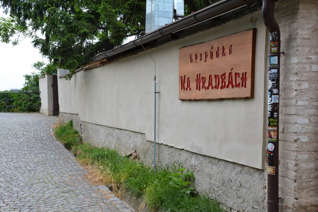 Prague Beer Garden - Na Hradbach