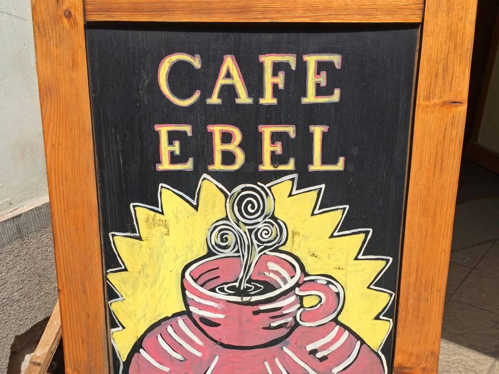 Cafe Ebel Prague