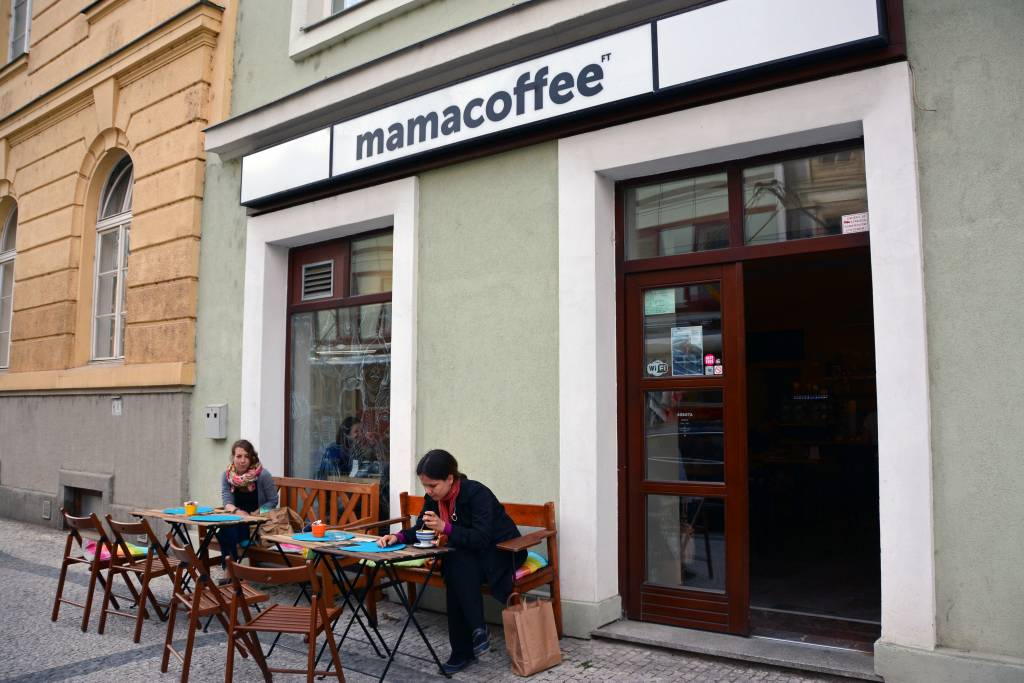 mamacoffee Prague