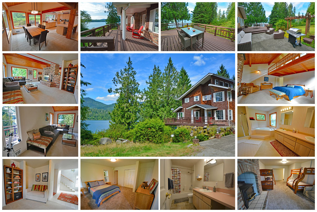 Lake Quinault Lodging