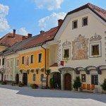 Radovljica: A Sunny Medieval Village in Slovenia