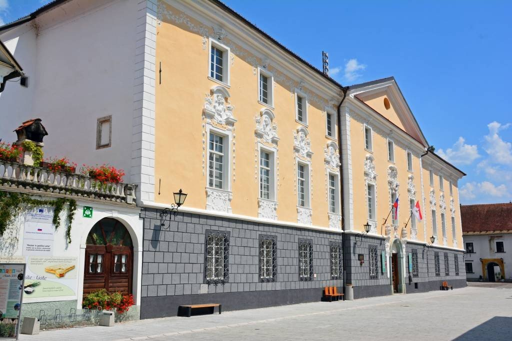 The Manor Radovljica