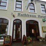 Live Irish Music at the Rathbaun Hotel in Lisdoonvarna