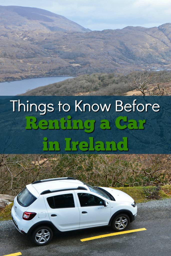 Renting a car in Ireland can be confusing and expensive. We're here to tell you everything you need to know about car hire in Ireland. We'll cover car rental companies, manual vs automatic transmission, insurance, additional fees, car seat requirements, & more. With a car rental in Ireland you can explore on your own. #ireland #irelandtravel #irelandcarrental #irelandcarhire #rentingacarinireland #carhireireland