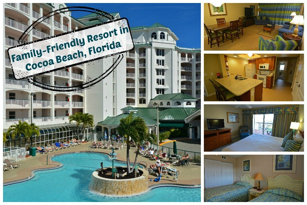 Family Friendly Ocean Front Resort On Cocoa Beach
