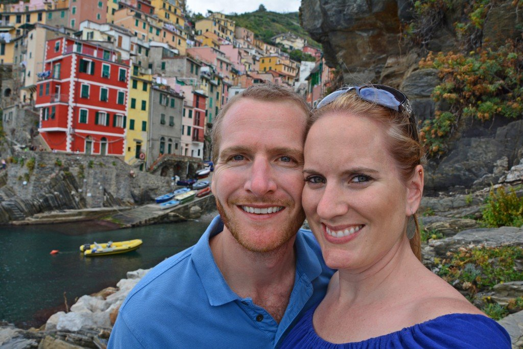 Forget Someday in Cinque Terre