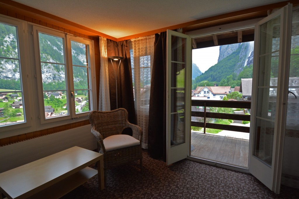 Where to Stay in Lauterbrunnen