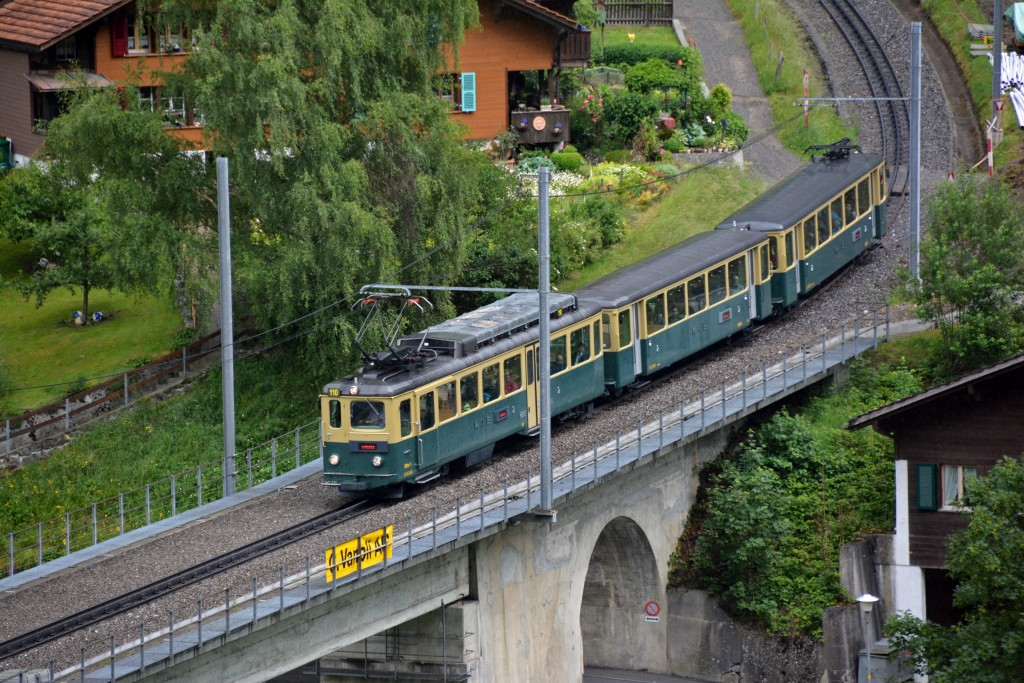 Lauterbrunnen Train