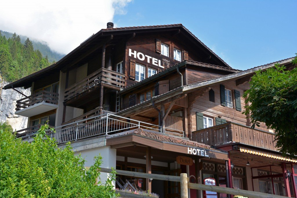 Hotel in Lauterbrunnen