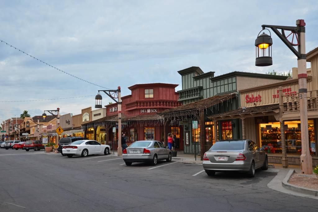 Scottsdale (791)