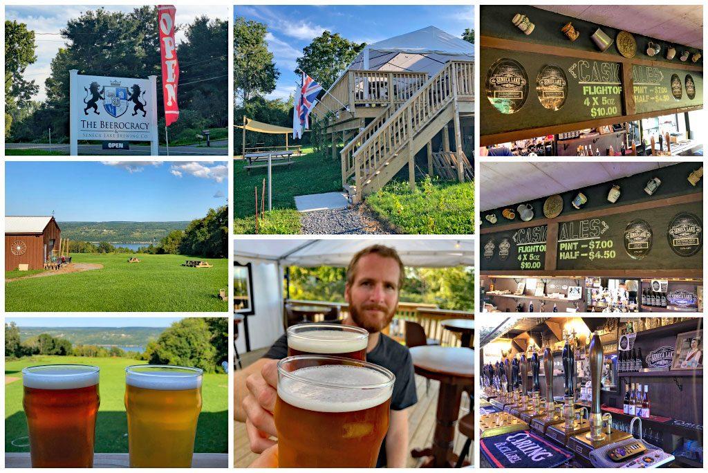 Seneca Lake Breweries