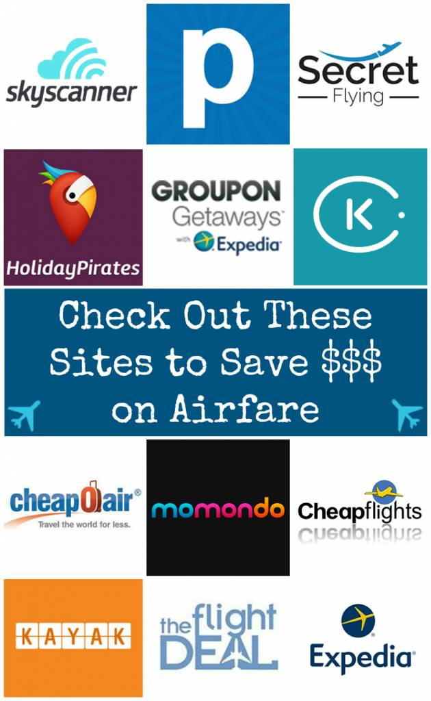 Sites for Great Deals on Airfare