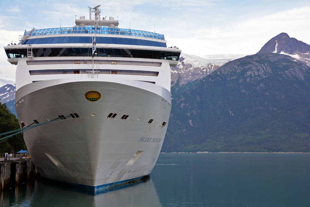 Alaskan Cruise Princess Cruises