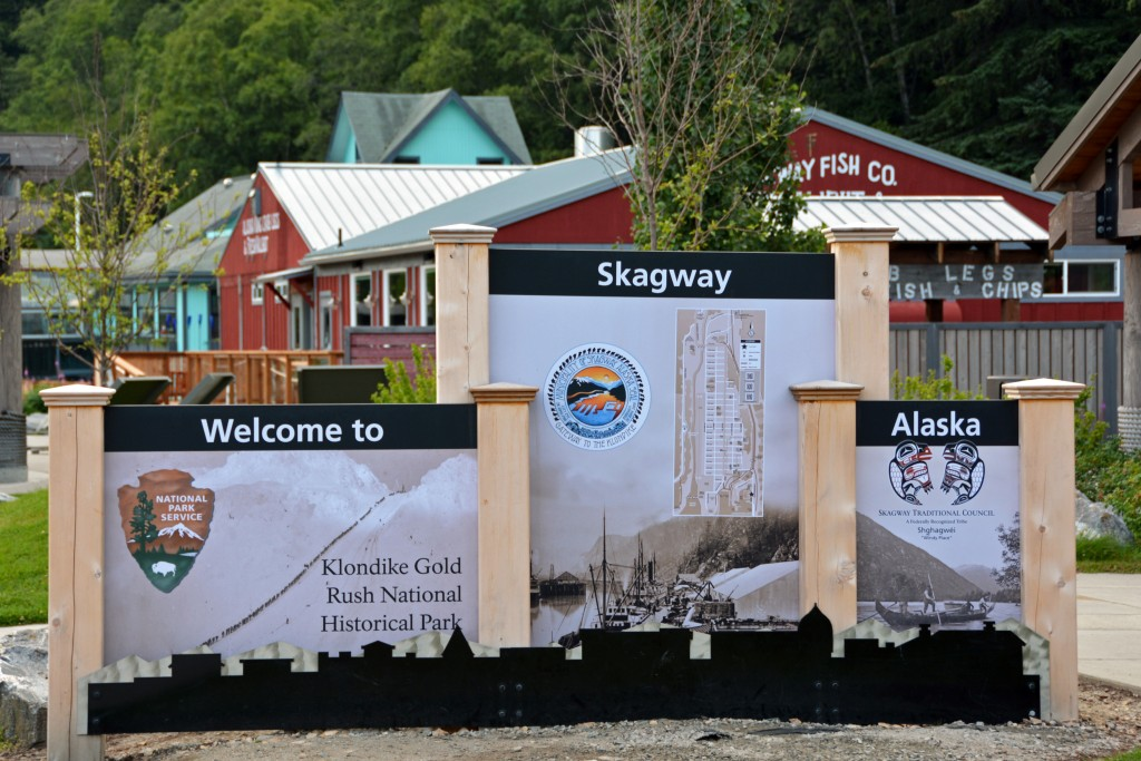 Skagway Alaska Port of Call