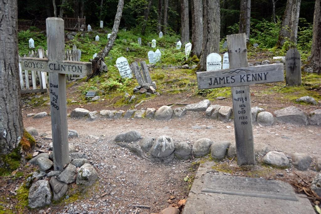 Cemetery Near Skagway