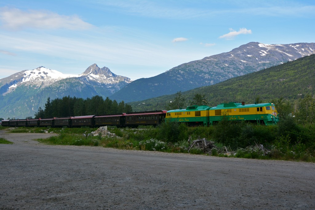 White Pass Yukon Railway