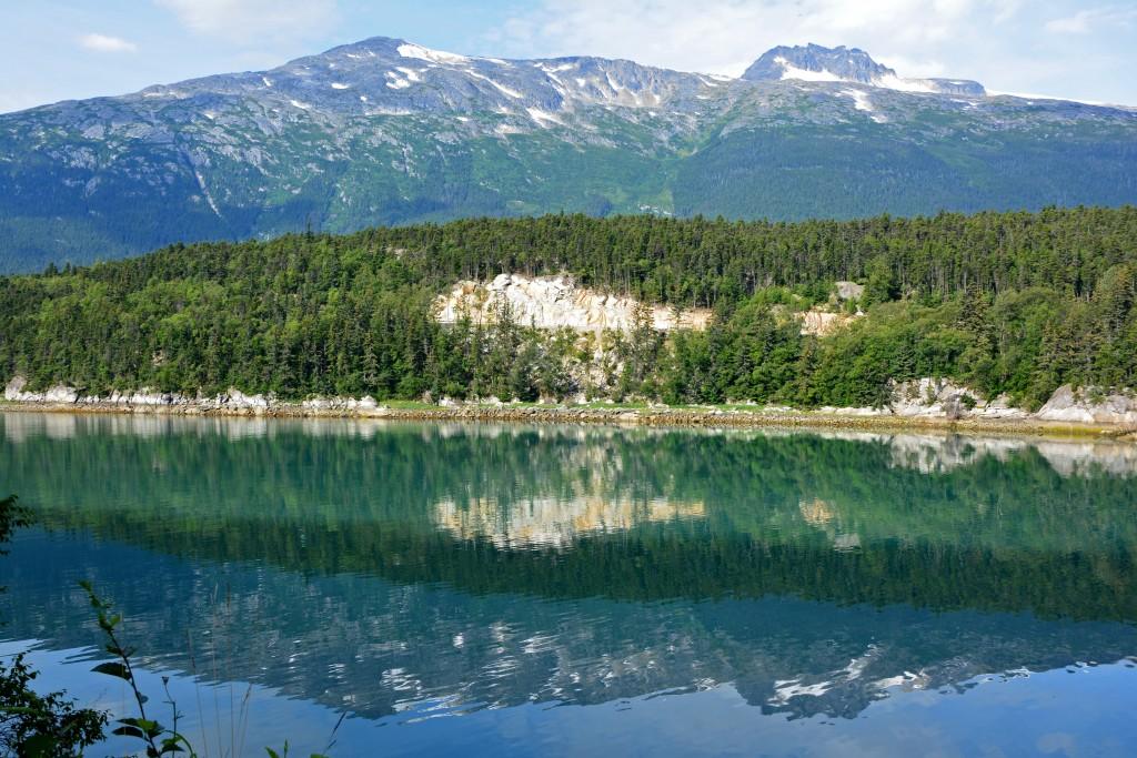 Dyea Road Skagway Alaska