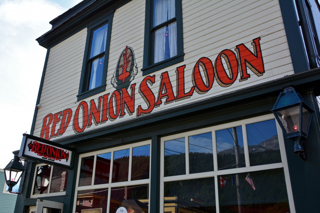 Red Onion Saloon Skagway Alaska