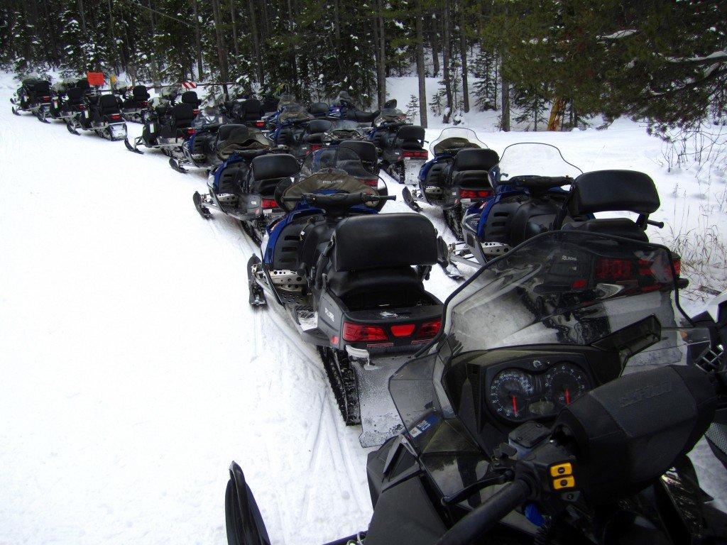 Snowmobile (80)