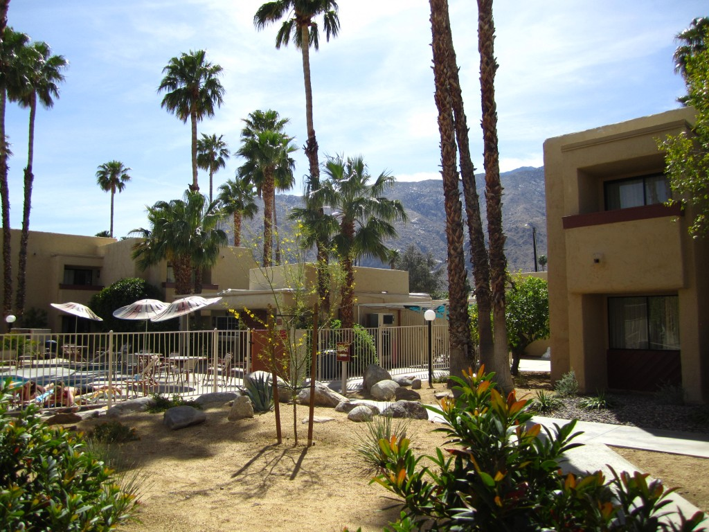 Palm Springs California