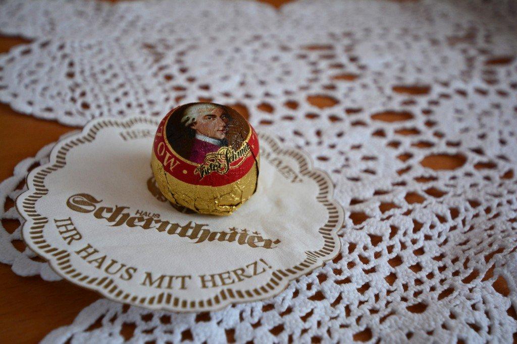 Mozartkugel Hotel Schernthaner St Gilgen Austria