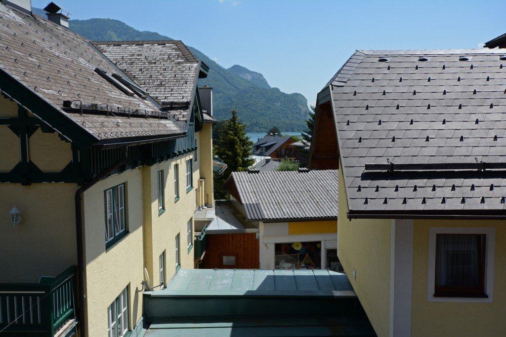 St Gilgen houses