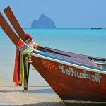 Island-Hopping in Trang, Thailand