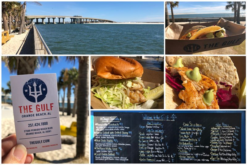 the gulf restaurant orange beach al