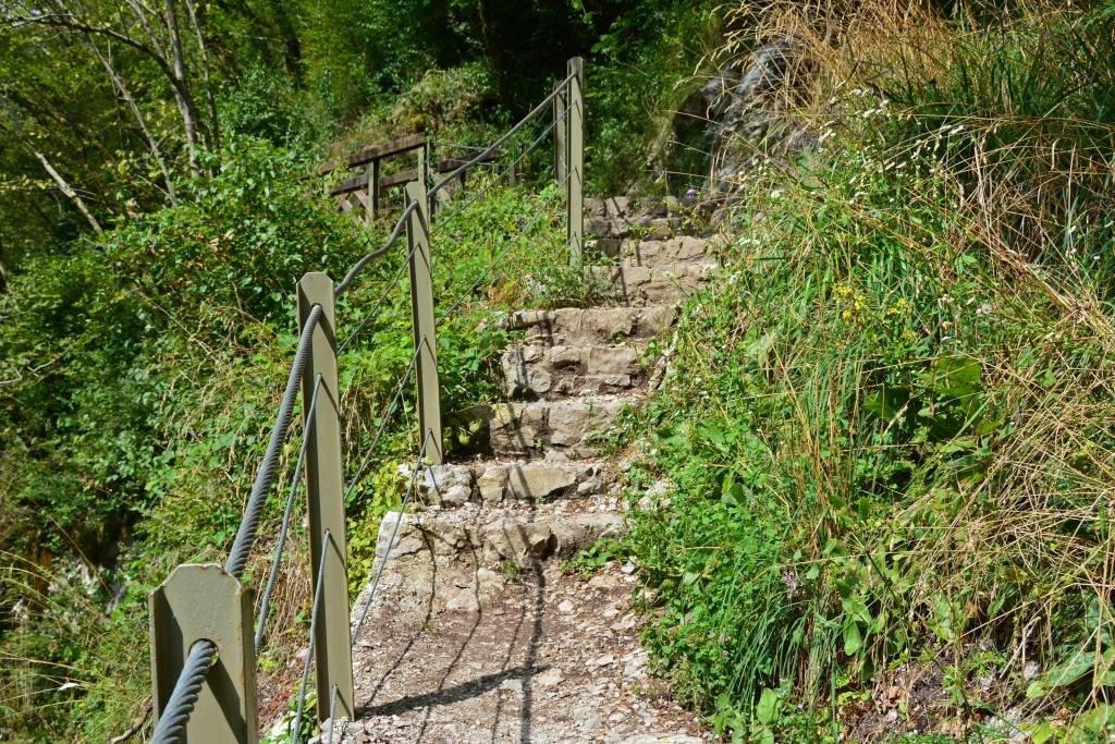 Tolmin Gorge Trail